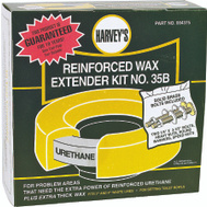 William Harvey 004375 Extender Wax Ring Extender Kit With Flange