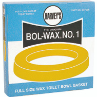 William Harvey 007005-48 Toilet Bowl Wax Ring Noflange