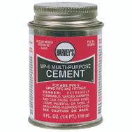 William Harvey 018010-24 MP6 Cement Multi-Purpose 8 Ounce