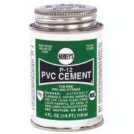 William Harvey 018200-24 Pvc Cement Heavy Body 4 Ounce