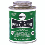 William Harvey 018210-24 Pvc Cement Heavy Body 8 Ounce