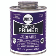 William Harvey 019070-12 Primer Purple 16 Ounce