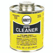 William Harvey 019130-12 Pipe Cleaner Clear 32 Ounce