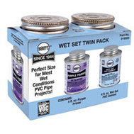 William Harvey 019550 Blue Pvc/Purple Primer Twin Pk