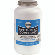 William Harvey 029048 Pipe Thread Compound