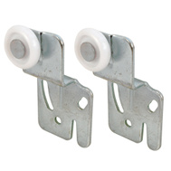Prime Line N6501 16216B Bypass Door Back Rollers 2 Pack