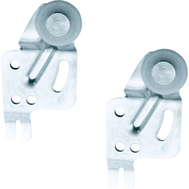 Prime Line N6627 16279 Bypass Door Back Rollers 2 Pack