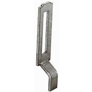 Prime Line 243416 WHT Lock Shelf Pegs