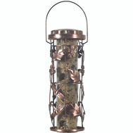 Perky Pet 550 Birdscapes Feeder Bird Garden Copper 1 Pound