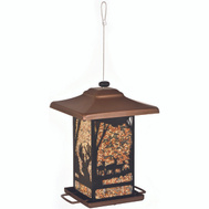 Perky Pet 8504-2 Feeder Bird Lantern Wilderness