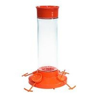 Woodstream 209BO-4 Perky Pet Birdfeeder Oriole Glass 30 Ounce
