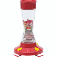 Perky Pet 210PB 16 Ounce Glass Hummingbird Feeder