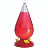Perky Pet 273 Hummingbird Dewdrop Feeder 32 Ounce