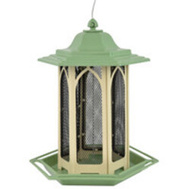 Woodstream GAZ01 Feeder Bird Gazebo Mtl Chalet
