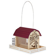 Woodstream 50181 Perky Pet Feeder Star Barn Wild Bird