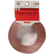 Audiovox SWA2104/17 100 Foot 18/2 Speaker Wire