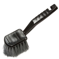 Purple Power 85-615 Short Handle Poly Bristle Wash Brush By Tiger