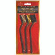 SM Arnold 85-645 85 645 Detail Brushes 3 Pack