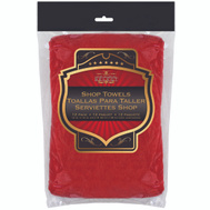 SM Arnold 85-765 Red Woven Shop Towels Pack Of 12