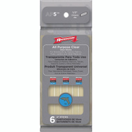 Arrow Fastener AP5 Glue Sticks All Purpose 1/2 Inch By 4 Inch
