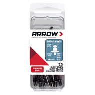 Arrow Fastener RSST1/8 Rivet 1/8 X 1/8 Stainless Steel