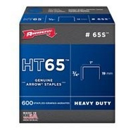 Arrow Fastener 65S Heavy Duty 65S Staples