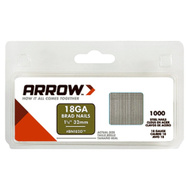 Arrow Fastener BN1820CS 1000PK 1- 1/4 Inch Nail/Brad