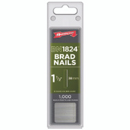Arrow Fastener BN1824CS Brad Nail 1-1/2In 18Ga 1,000 Pack