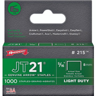 Arrow Fastener 215 5/16 Inch Staples