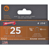 Arrow Fastener 256 3/8 Inch Staples