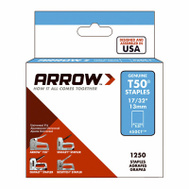 Arrow Fastener 50CT 17/32 Inch Heavy Duty T50 Ceiling Tile Staple