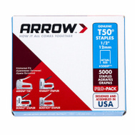 Arrow Fastener 508IP Staple T50 5000Pk 1/2In