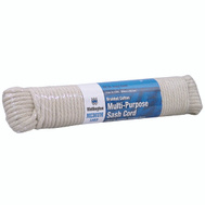 Lehigh Group 10226 #8 By 100 Foot Sash Cord