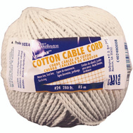 Lehigh Group 10334 Puritan 24 280 Foot Cotton Cable Cord