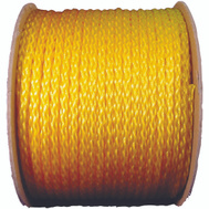Lehigh Group 10859 1/2 Inch By 250 Foot Braided Poly Rope
