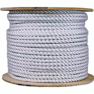 Lehigh Group 10999 3/8 Inch X 600 Foot Twisted Nylon Rope
