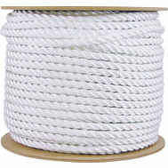 Lehigh Group 11009 1/2Inx300ft Twisted Nylon Rope