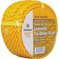 Lehigh Group 15013 3/8 Inch By 50 Foot Mono Fila Poly Rope