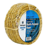 Lehigh Group 18090 3/8 Inch By 50 Foot Sisal Rope