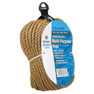 Lehigh Group 25660 Unmanila 1/4 Inch By 100 Foot Polypropylene Rope