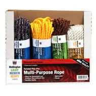 Lehigh Group U9493AK Poly Rope Assortment