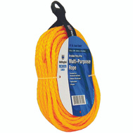 Lehigh Group 30645 1/4 Inch By 50 Foot Braided Poly Rope
