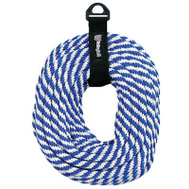 Lehigh Group 44165 Blue White Rope 3/8 Inch 50 Foot