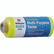 Lehigh Group 46294 Opti Brite #18 525 Foot Yellow Nylon Twine