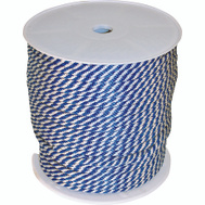 Lehigh Group 46446 Derby Blue/White Rope 3/8 Inch By 500 Foot