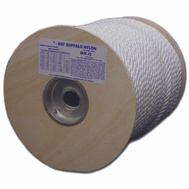 Wellington Cordage 85-081 Buffalo Nylon Rope Nylon Twist 3/4X120 Ft