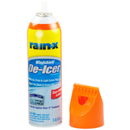 South Win 113569 Rainx 15 Ounce Deicer Spray