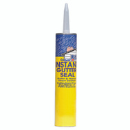 Geocel 29100 Instant Gutter And Narrow Seam Sealant Clear 10 Ounces