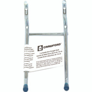 Crawford 14443-30 Heavy Duty Straight Double Arm Pegboard Hook 3 Inch Bulk
