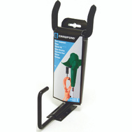 Crawford CMPE-6 Medium Duty Garden Power Tool Hanger Black